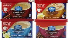 Maxwell House International Cafe 4-Can Francais French Vanilla Caramel Vienna
