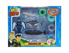 Wild Kratts - Activate Creature Power - 4-Pack Action Figure Se... Free Shipping
