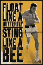 """Muhammad Ali """"Float and Sting"""" Poster 61 x 91,5 cm"""