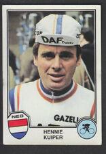 Panini - Sport Superstars Euro Football 82 # 93 Hennie Kuiper - Cycling