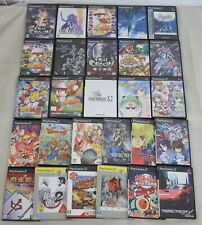 WHOLESALE Playstation 2 Lot 25 For JP System Free Shipping 10171ps225