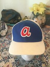 Mitchell & Ness  Atlanta Braves fitted Cooperstown Collection 7 1/2