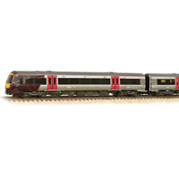 Graham Farish 371-431A N Gauge Class 170/5 170521 2 Car DMU Cross Country