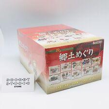 Rare 2005 Sealed Case Re-ment Enjoy Japanese Food Full Set of 10 pcs