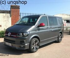 VW T6 Transporter Body kit Front Bumper spoiler and Tailgate spoiler Sportline