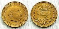 ESTADO ESPAÑOL 1 PESETA 1953*19-61 MADRID XF-/XF/EBC-/EBC ESCASAS