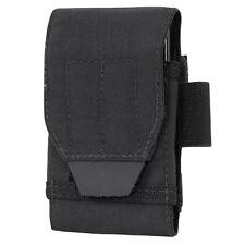 Condor 191085 BLACK MOLLE Tech Sheath Plus Smart Phone iPhone Case Pouch