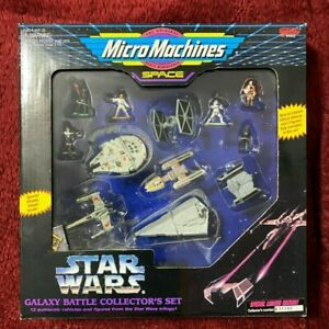 Star Wars Micro Machines Space Galaxy Battle Collector's Set
