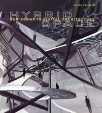 Hybrid Space: New Forms In Digital Architecture 3D Modeling AutoCad Engineer Art