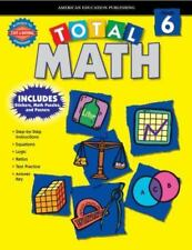 Total Math, Grade 6 [ School Specialty Publishing ] Used - Good