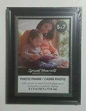 5X7 Photo Picture Frame with Glass Pane   NEW