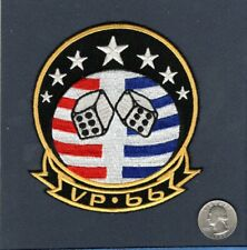 VP-66 BOXCARS FLYING SIXES P-2 Neptune P-3 Orion US NAVY Patrol Squadron Patch