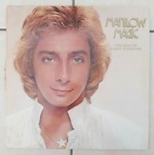 "Barry Manilow, MANILOW MAGIC (The Best Of Barry Manilow) Vinyl 12"" LP UK 1979"