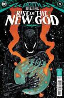 Dark Nights Death Metal Rise of the New God #1 DC Comics (PRESALE)