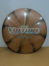 Discraft Titanium Swirl Vulture Ledgestone 2020 Edition Disc Golf Disc