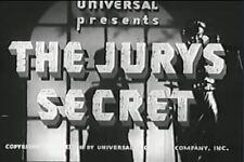 THE JURY'S SECRET 1938 Kent Taylor,Fay Wray region free