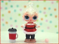 LOL Surprise! Glitter Globe Winter Disco Ultra Rare SLEIGH BABE Doll WD-005 NEW