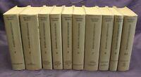 Thomas Mann Werke 10 Bde. Romane Erzählungen3 Bde. Aufsätze Essays 1974 js