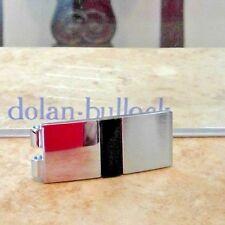 Colibri Men's ColibriStainless & onyx Money Clip lmc104100 msrp $45