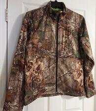Itasca Carbine Jacket Realtree Xtra Men's Fleece Lined Size Large New