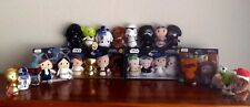 Hallmark ~26 Itty Bittys ~ BOTH Star Wars COLLECTOR SETS +18 More Characters~NWT