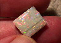 Fantastically Beautiful Multicolour Gem-Class Boulder Opal 9,7ct. with Video !!