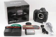 Vinile Quasi Inutilizzati Top Mint +】 Canon EOS 1DX Mark II 20.2MP 5K Low Scatto