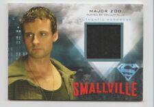 Smallville Costume Trading Card Major Zod #M19