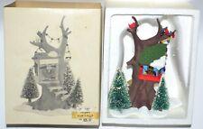 Dept 56 Snow Village Kids Tree House 5168-3 in Box