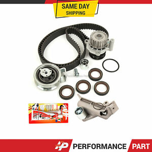 Timing Belt Kit Water Pump for 01-06 Audi A4 Quattro Volkswagen Passat Turbo 1.8