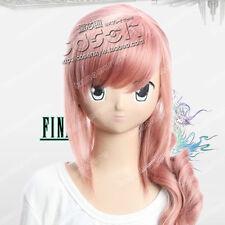 Final Fantasy 13 FF XIII Serah Farron Cosplay Wig