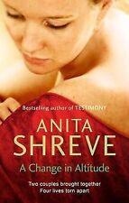 A Change in Altitude, Anita Shreve, Paperback, New