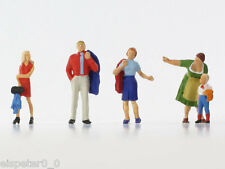 Vollmer 2338 , H0 Figuras kit construcción, pensionsgäste, 1:87 , NUEVO