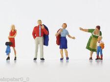 Vollmer 2338, H0 Figurines Kit De Montage, Chambres D'hotes Invités, 1:87, Neuf