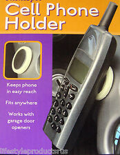 New Talus High Road Phonespot Garage Door Opener Cell Phone Holder Organizer