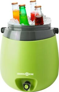 Ice Bucket / COLD DRINK FLASK BBQ picnic PUNCH Wine Party Coolbox BEER dispenser