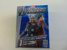 MARVEL THE AVENGERS THOR HEROCLIX BOOSTER PACK COLLECTIBLE MINIATURE NEW gm516