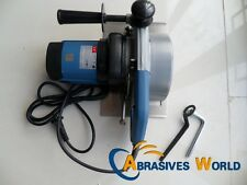"1900W 7"" Dongcheng marble cutter wall chaser power tool. Depth 58mm, Width 50mm"
