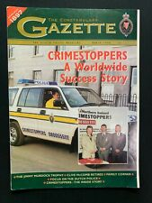 More details for the constabulary gazette, royal ulster constabulary ruc police magazine 1998