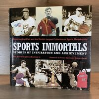 Sports Immortals: Stories of Inspiration and Achievement