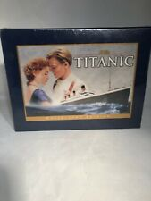 Titanic Collectors Edition DVD Gift Set Original Version SEALED