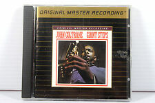 JOHN COLTRANE: GIANT STEPS ~ MFSL 24K GOLD CD ~ RARE, AUDIOPHILE, USA MADE