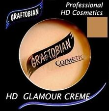 Graftobian HD Glamour Crème Foundation Screen Goddess (N) 1/2 oz Olive Beige #4