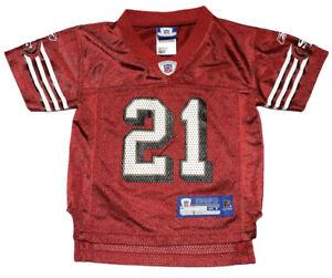 Reebok Authentic San Fransisco 49ers Frank Gore Unisex Jersey Toddler 2T