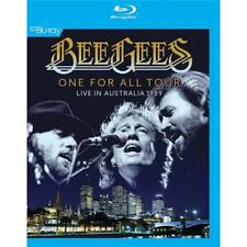 BEE GEES ONE FOR ALL TOUR  Live in Australia 1989 BLU-RAY ALL REGIONS NEW