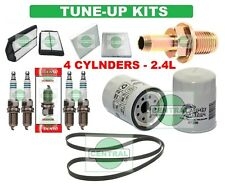 TUNE UP KITS 07-09 HONDA CRV: BELT PCV VAL. SPARK PLUG; AIR, CABIN & OIL FILTERS