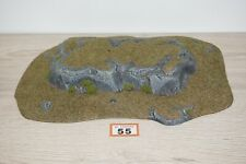 LOT 55 - Warhammer Citadel Gaming Hill Scenery Terrain