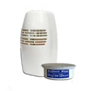 FROGGYS FOG - WHITE SCENT DISTRIBUTION - 250 Sq. Ft. COVERAGE - BATTERY POWERED