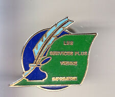 RARE PINS PIN'S .. ART LIVRE PRESSE ECRITURE PLUME ENCRIER IMPRIMERIE 86 ~CK