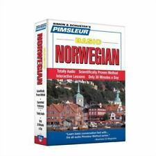 Basic: Norwegian : Learn to Speak and Understand Norwegian with Pimsleur...